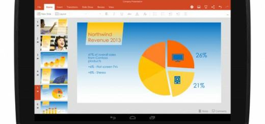 Powerpoint Microsoft Office Android