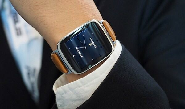 ZenWatch Android Wear