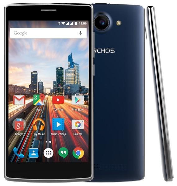 Archos 50d Helium smartphone
