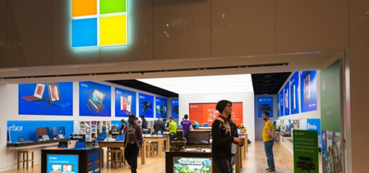 Microsoft Corporation increases its retail operation in