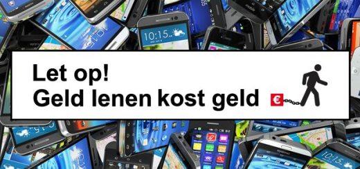 gratis smartphone lening