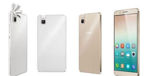 Huawei Honor 7i camera