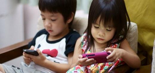 Kinderen Smartphone