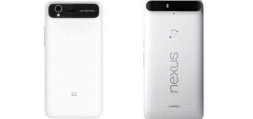 ZTE Grand S - Nexus 6P