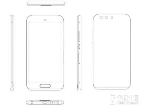 Huawei P9 render