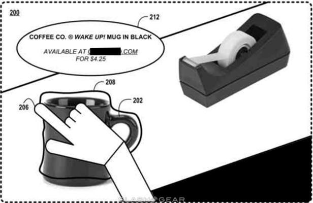 Android Camera Google Goggles