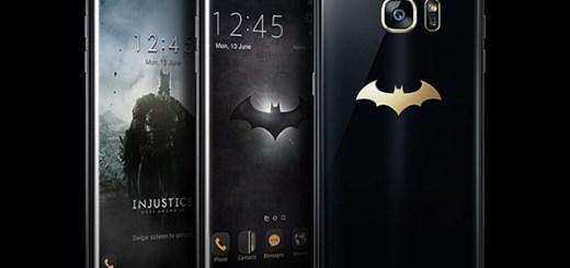 Samsung Galaxy S7 Edge Batman Injustice