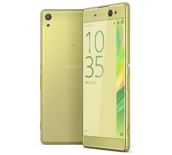 Sony Xperia XA Ultra goud