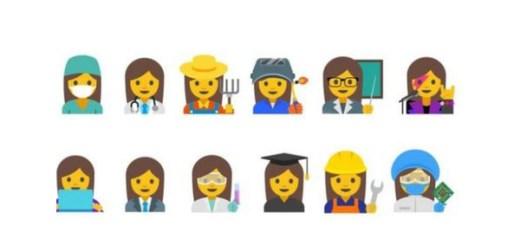 Vrouwelijke Emoji