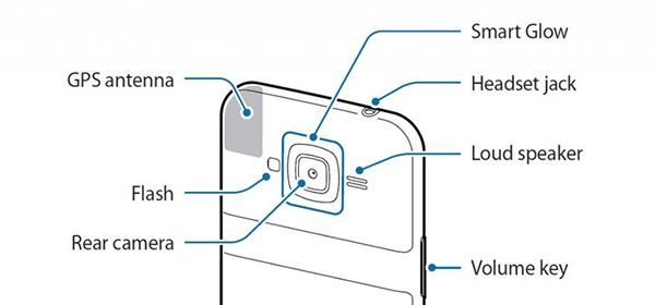 Samsung Smart Glow notificatie LED