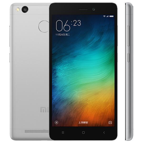 Xiaomi Redmi 3S smartphone