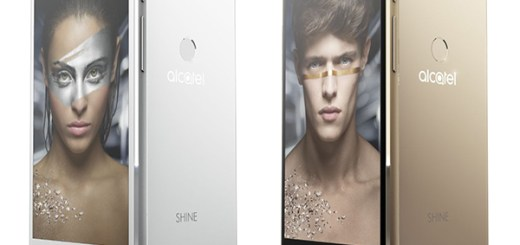 Alcatel-Shine-Lite-goud-zilver