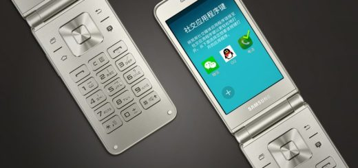 Galaxy Folder 2 smartphone
