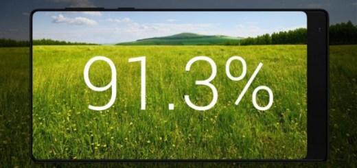 Xiaomi Mi MIX phablet