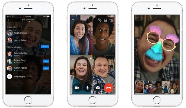 facebook-messenger-groepsvideochat