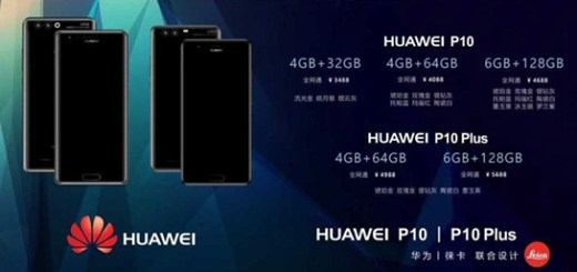 Huawei P10 Prijzen specificaties
