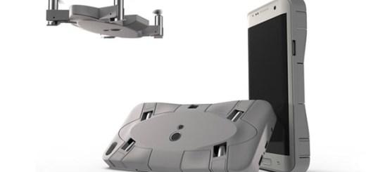 Selfly-drone smartphone