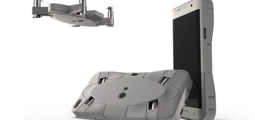 Selfly-drone smartphone