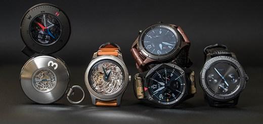 Samsung concept smartwatches