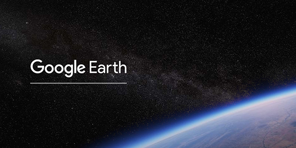 Google Earth 3D