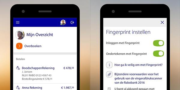 Rabo-Bankieren-app