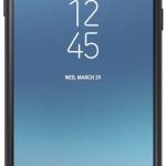 Samsung Galaxy J3 (2017) zwart 2