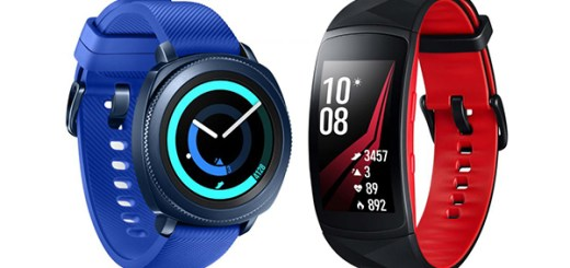 Samsung Gear Sport en Fit2 Pro
