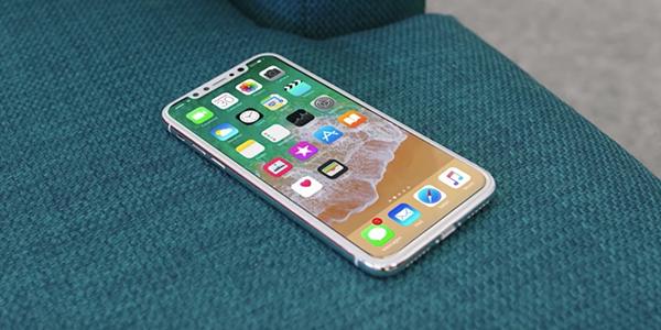 Apple iPhone 8 dummy