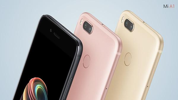 Google-Xiaomi-Mi-A1