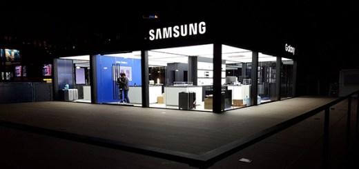 Samsung Galaxy Studio Amsterdam