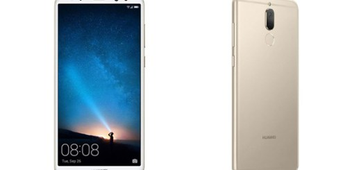 Huawei Nova 2i goud