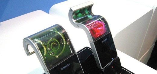 flexibel scherm Samsung
