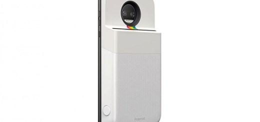 Motorola Polaroid-printer Moto Mod