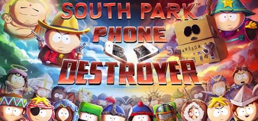 South Park-Phone Destroyer