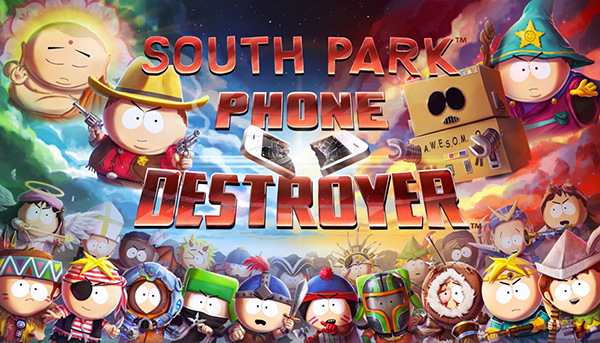South Park-Phone Destroyer