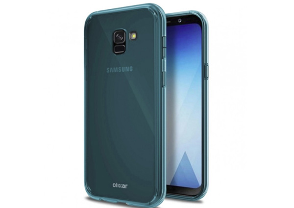 samsung Galaxy A5 2018 render