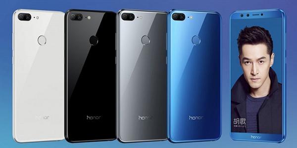 Honor 9 Lite smartphone kleuren