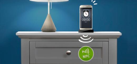 NFC tags Simyo