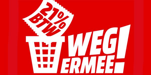 MediaMarkt-BTW-weg-ermee-actie