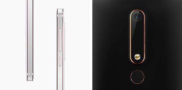 Nokia 6 2018 details
