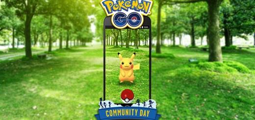Pokemon Go Community Days
