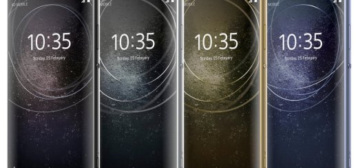Sony Xperia XA2, XA2 Ultra en L2