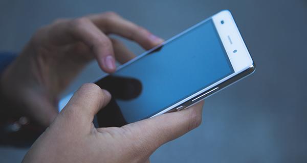 mobiel social media