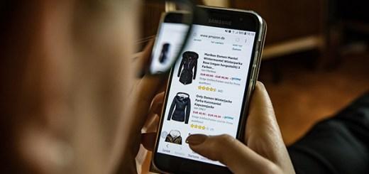 mobiel winkelen