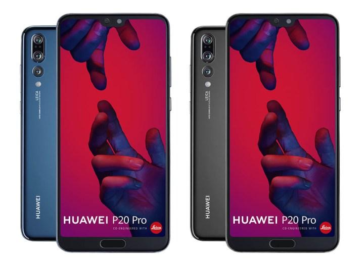 Huawei-P20-Pro-kleuren