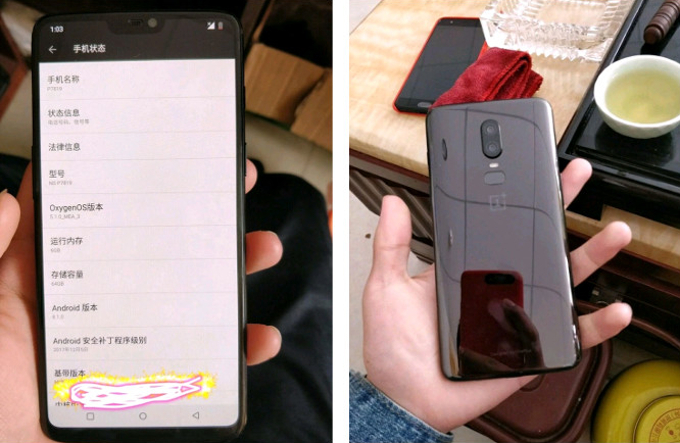 OnePlus-6-EVleaks