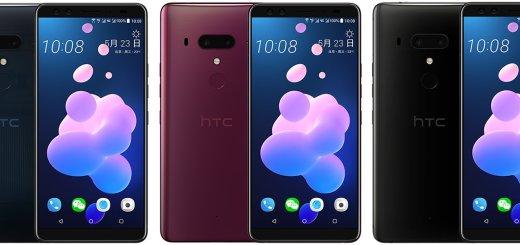 HTC-U12+