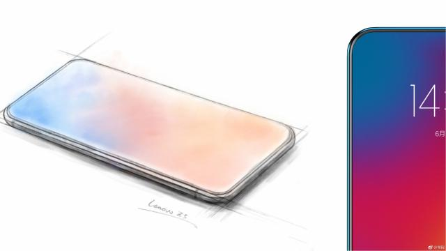 Lenovo-Z5-schets