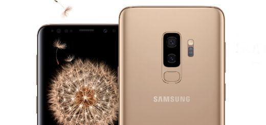 Samsung-Galaxy-S9-Sunrise-Gold