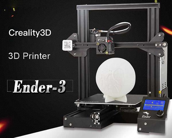 Creality-Ender-3D-printer